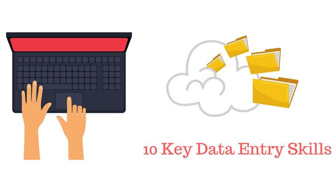 Data Entry Skills