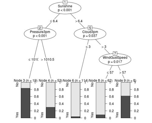 Rattle Decision Tree Example
