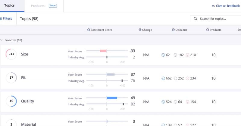 Yotpo customer intelligence software - screen shot