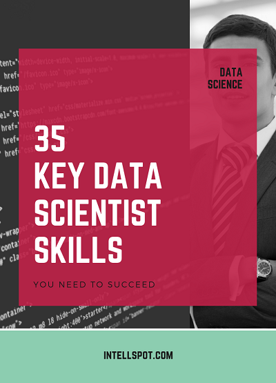 35 Key Data Scientist Qualifications And Skills - Whitepaper