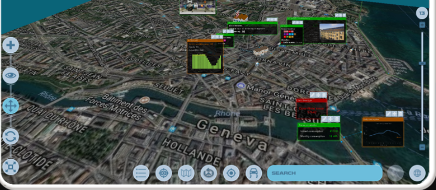 GenView 3D Screenshot