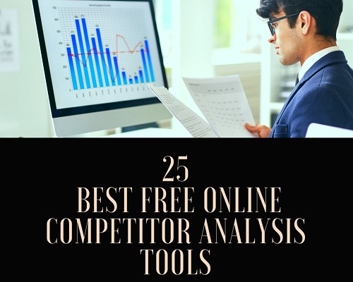 Best Free Online Competitor Analysis Tools - featured image